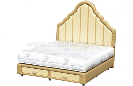 Kasur Bigland NEW ROMANTIC WEDDING BED
